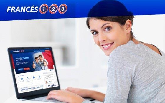 Curso online de Francés 3, 6 ó 12 meses de acceso
