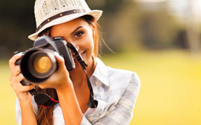 Curso virtual de Fotografía