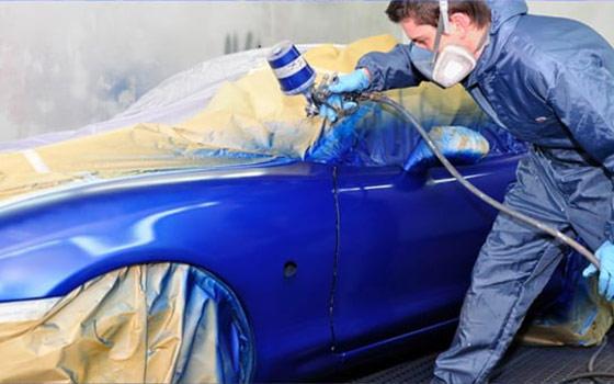 Curso online Profesional de Pintura de Vehículos