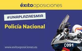 Curso online de Preparación de Oposiciones a Policía Nacional
