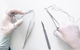 Curso virtual (Online) de Técnicas de Sutura para Enfermería