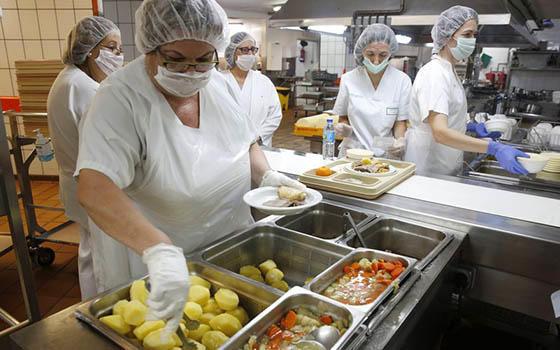 Curso online Universitario La Cocina en las Instituciones Sanitarias (5 ECTS)