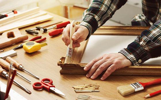 Curso Profesional de Acabado de Carpintería y Mueble