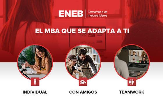 MBA con Triple Titulación: Estudia solo o con amigos